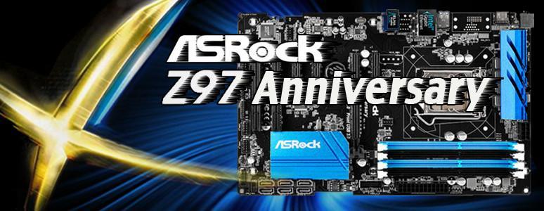 [XF]不用花大錢也能夠享受超頻樂趣,G3258搭配ASROCK Z97 Anniversary主機板測試