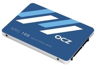OCZ ARC 100 SSD 搶先看