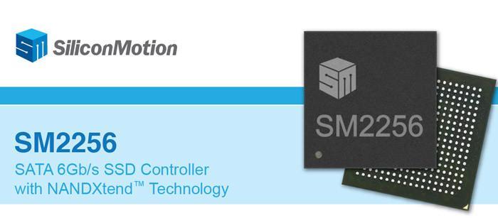 壽命暴增3倍,Silicom Motion推出專為TLC優化的SM2256控制器