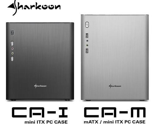 旋剛Sharkoon發佈CA-I及CA-M小型機殼