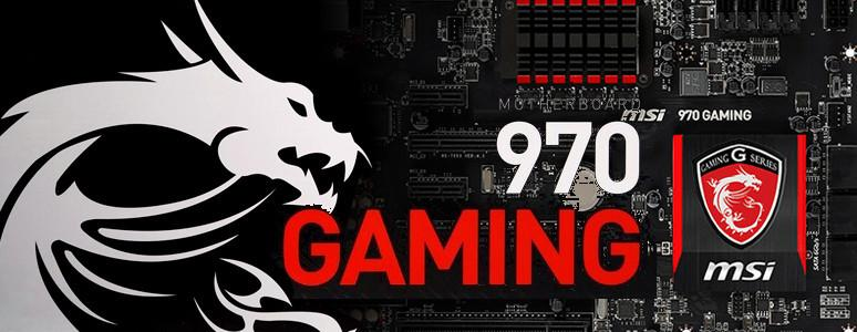 [XF] 優質AMD軍規平台設計 迎合電子競技風潮  MSI 970 GAMING 評測