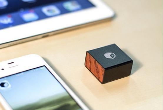 MBLOK立體存儲魔方亮相 小身材內置256GB空間