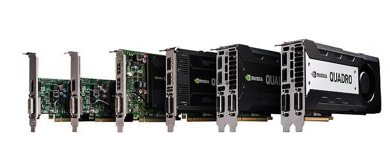 NVIDIA全新Quadro系列顯示卡與NVIDIA VCA大幅提升專業領域工作效率