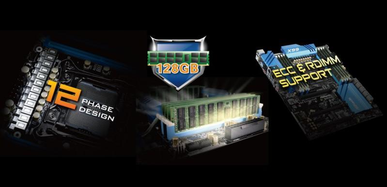 華擎強勢推出升級版X99「超合金」主機板