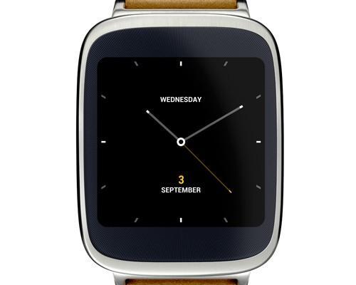 華碩首款智慧錶ASUS ZenWatch現身 IFA  進軍智慧型穿戴市場