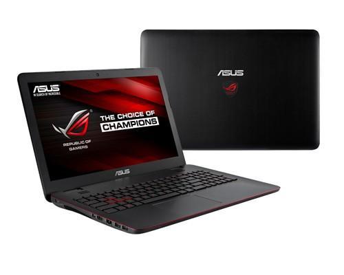 華碩推出玩家級電競筆電G551JM 專屬頂級戰鬥平台 只為勝利王者而生