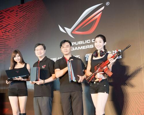 華碩ROG玩家共和國旗艦電競桌機G20上市 為冠軍玩家而生