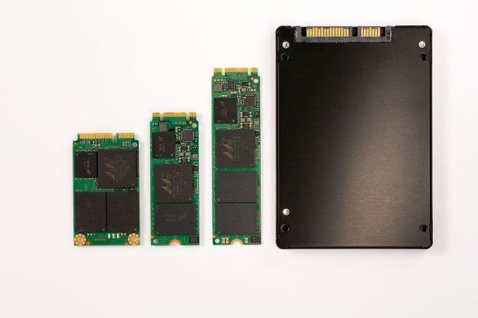 美光發布M600固態硬碟:全面使用16nm MLC快閃記憶體,性能大進步