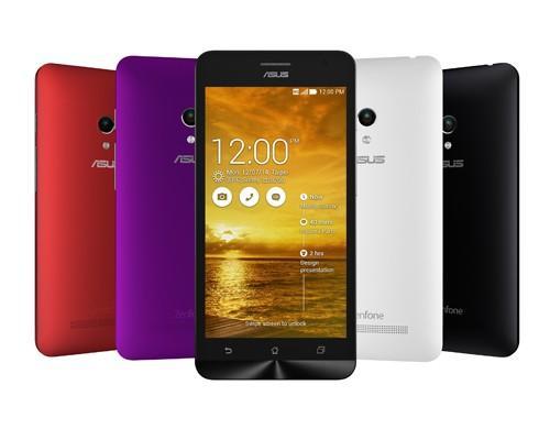 華碩暢銷智慧手機ZenFone 5 3G版「魔幻紫」新色限量到貨