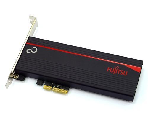 Fujitsu 全新推出Quadro-M PCIe介面SSD