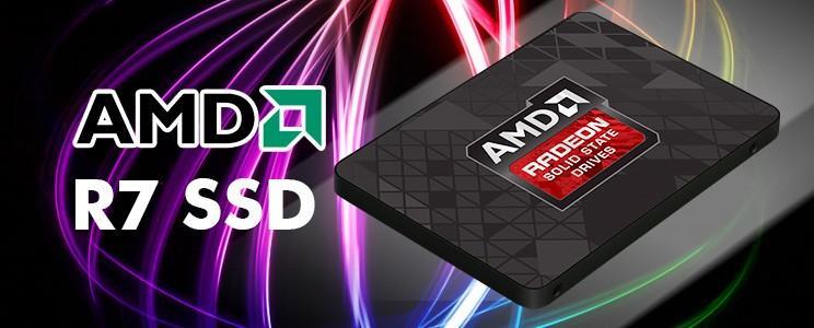 [XF] AMD跨界新合作,R7 SSD上市開箱測試,含Vector 150與R7 SSD RAID數據!