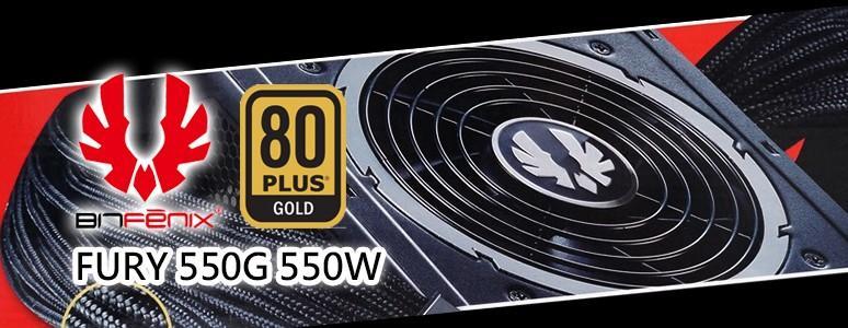 [XF] 編織繩上身展現高效率 模組化電源再進化 BitFenix FURY 550G 550W評測