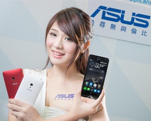 華碩ZenFone台灣銷售衝破百萬台 週週加碼抽市價逾5萬元ASUS Zen系列產品組