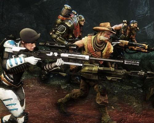 《惡靈進化》Big Alpha測試將於2014年10月31日在Xbox One平台率先開跑