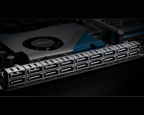 高階玩家必備SAS3 12 Gb/s儲存介面主機板: 華擎 X99 Extreme11