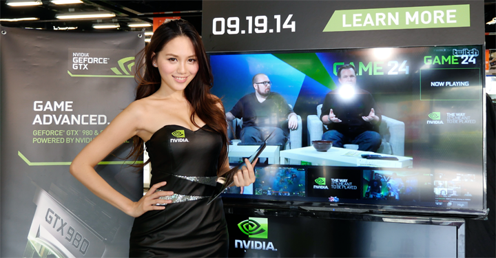 NVIDIA GeForce GTX 980/970 通路慶上市,加碼大方送!