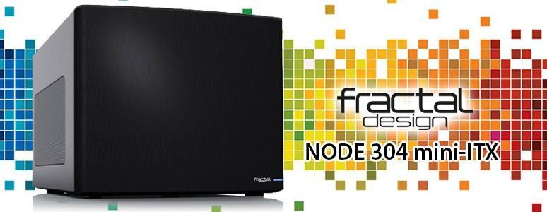 小機殼大空間,打造影音遊戲機!Fractal design NODE 304 mini-ITX機殼開箱
