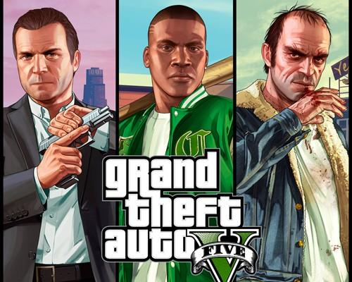 Rockstar Games®公布《俠盜獵車手5》第一人稱視角體驗影片