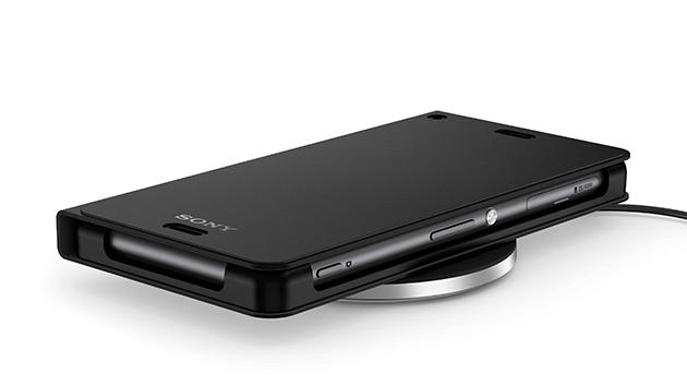 無線(限)的自由,Sony Xperia Z3 無線充電套件在台上市
