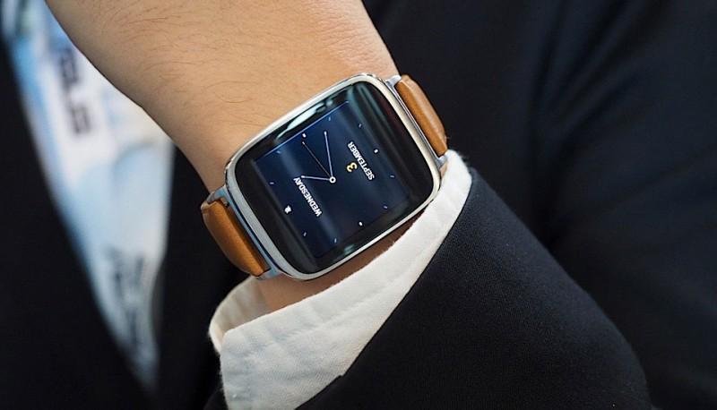 ASUS ZenWatch 將於 11 月 9 號在美國上市