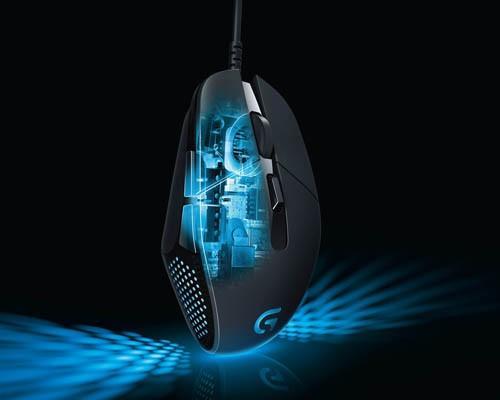 羅技 G302 Daedalus Prime MOBA 電競遊戲滑鼠強勢登場