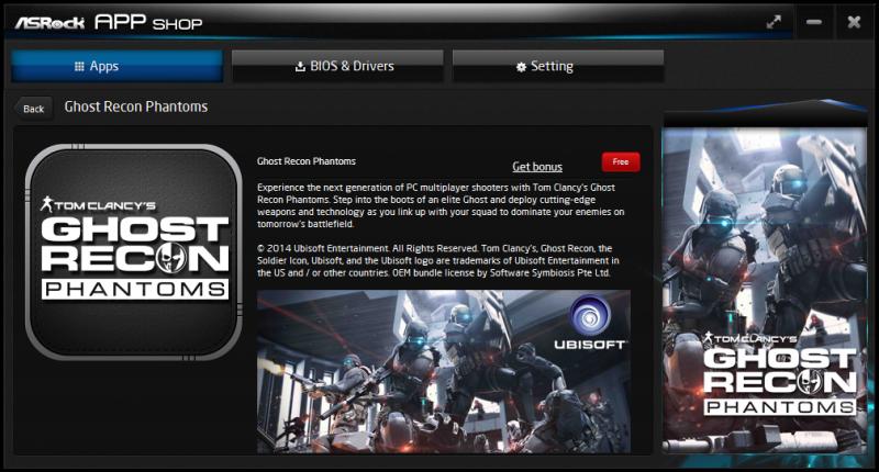 買華擎主機板暢玩《火線獵殺:魅影 》 再送限定版刺客套裝!