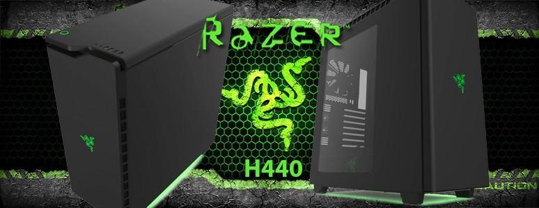 NZXT H440 RAZER機殼讓你打造雷蛇光平台