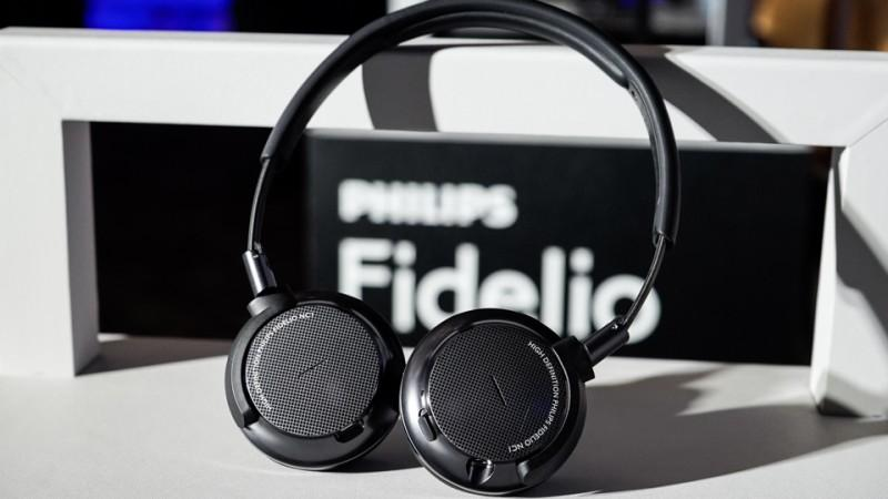 Philips Fidelio NC1 主動消噪耳機在台登場,建議售價 NT,900