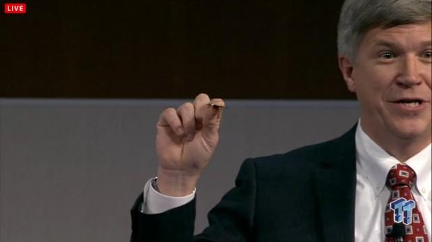 Intel 3D NAND太誇張:2mm厚度塞下1TB,未來10+TB SSD不是夢