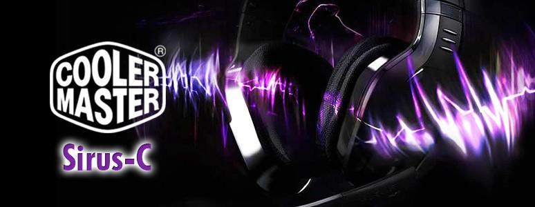 [XF] CoolerMaster Sirus-C 耳麥:舒適配戴,聲量俱足,給你2.2聲道等級的娛樂快感