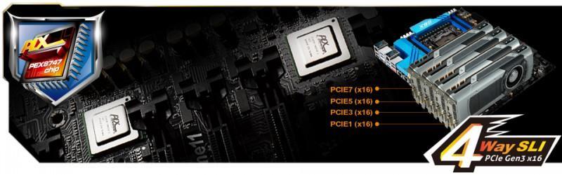 華擎X99 WS-E/10G 伺服器工作站主機板 搭載Intel Dual 10G Base-T LAN跨平台強橫上市