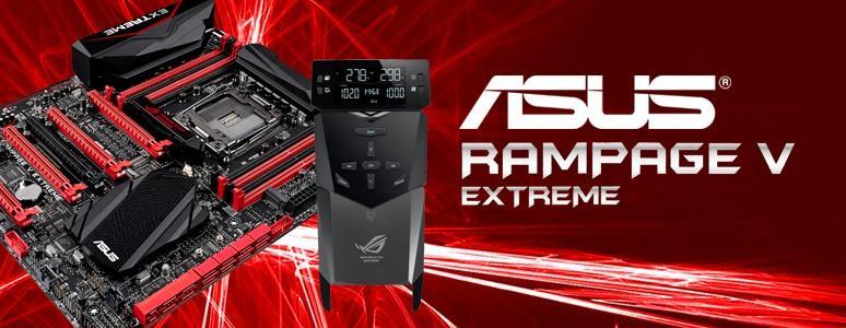 [XF]導入OC SOCKET技術之ROG之眼,ASUS X99 RAMPAGE V EXTREME測試