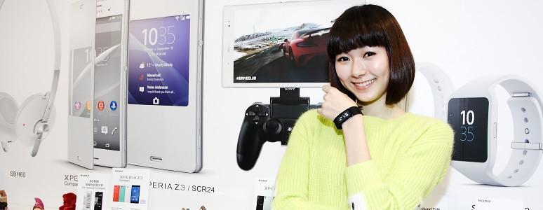 SONY可通話智慧手環與智慧手錶在臺開賣