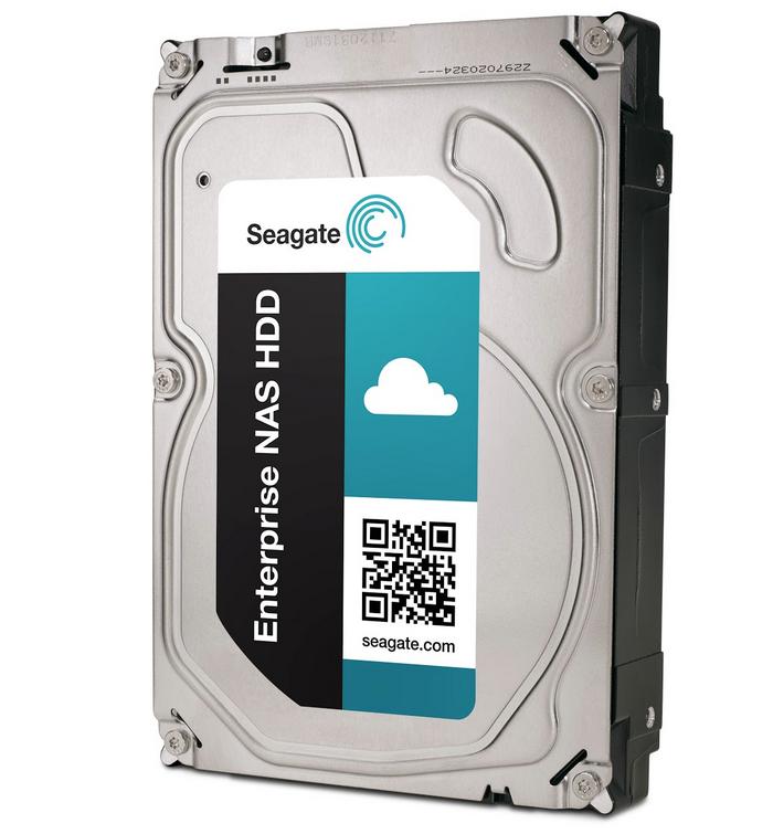 Seagate推6TB企業級NAS硬碟:售價399美元,還有數據恢復服務
