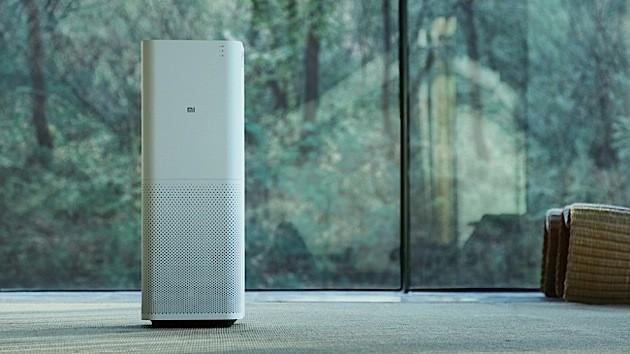 小米推出空氣淨化器,售價人民幣 899 元