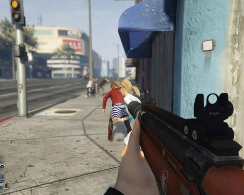 《俠盜獵車手》玩家指南: 如何在PS4和Xbox One上設定第一人稱視角