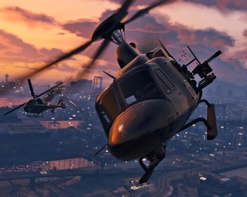 Rockstar Games®公布《俠盜獵車手Online》 搶劫任務最新預告片和資訊