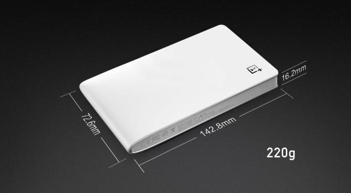 "OnePlus發布""OnePlus來電""行動電源,10000mAh聚合物電芯、89元"