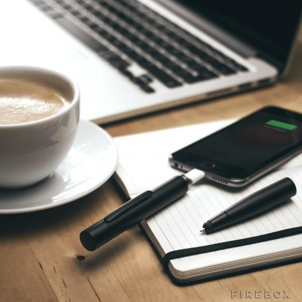 書寫充電兩相宜:Power Pen電量筆