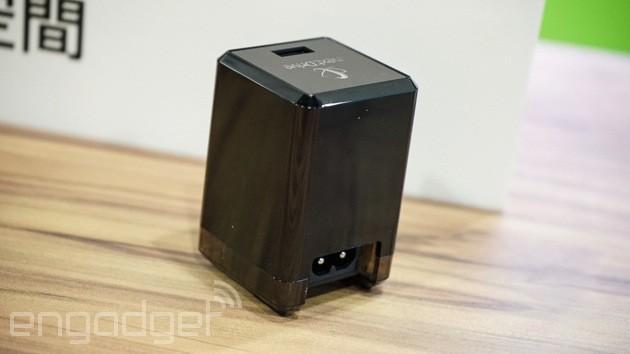 NextDrive Plug 無線擴充座在台發表,USB 裝置輕鬆登上雲端