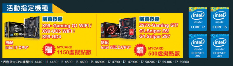 2015台北國際電玩展 - 技嘉攜手Intel英雄來襲