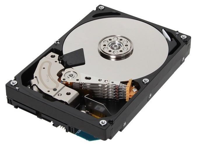 東芝6TB硬碟姍姍來遲:5碟裝/128MB快取,明年Q1出貨