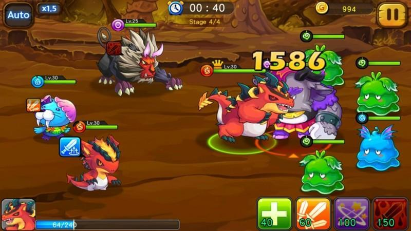 《MON搗蛋怪獸》App Store / Google Play雙平台同步上架