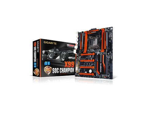 技嘉於CES 2015發表全新X99-SOC Champion主機板及BRIX超微型電腦套件