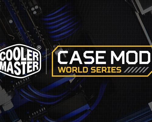 Cooler Master Case Mod World Series 改裝賽事1月7日登場