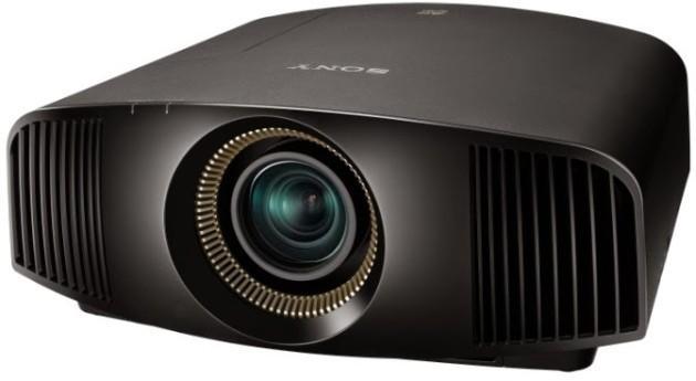 [CES2015]Sony 把新款 4K 投影機帶到了 CES