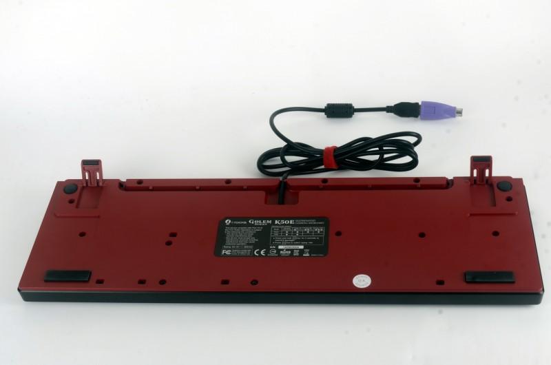逆潮流的高剪刀腳鍵盤i-rocks K-50E動手玩