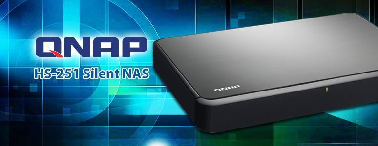 [XF] 新造型新氣象-QNAP HS-251 Silent NAS應用實測