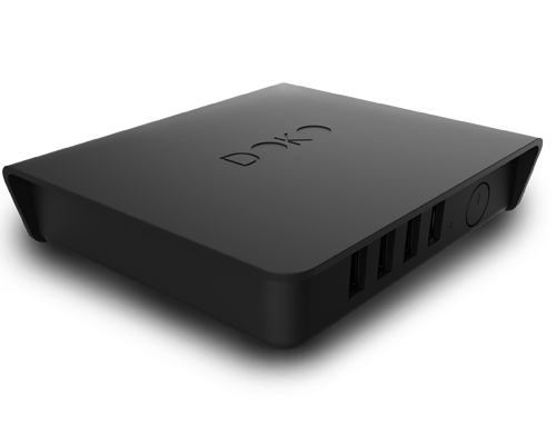 一台讓您在家裡隨處隨地都能享受到PC完整功能的串流播放器 DOKO – 你的PC,無所不在