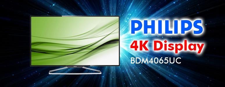 [XF] 4K視界 平價呈現 PHILIPS BDM4065UC LCD 顯示器評測